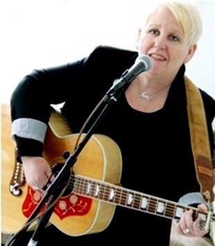 MUSIC Singer-songwriter Kathy Reade and, below, her latest album.